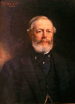 Léon Joseph Florentin Bonnat, Gustave de Rothschild, collection particulière