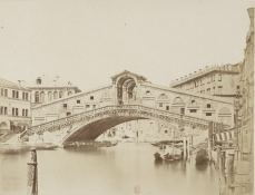 Antonio Perini, Album de vues de Venise, Bibliothèque nationale de France